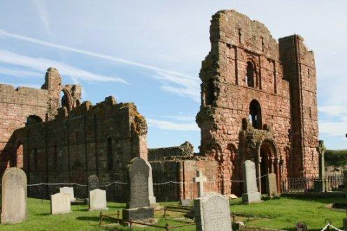 The Benedictine Priory, Holy Island, Lindisfarne