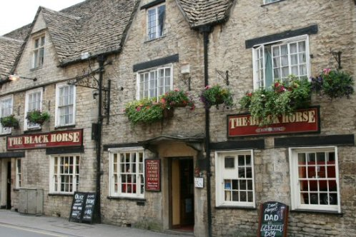 The Black Horse, Castle Street, Cirencester