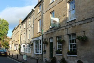 The Blenheim Tea Rooms and Guest House, Park Street, Woodstock