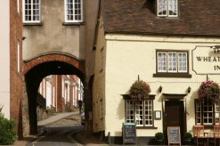 The Broad Gate, Ludlow