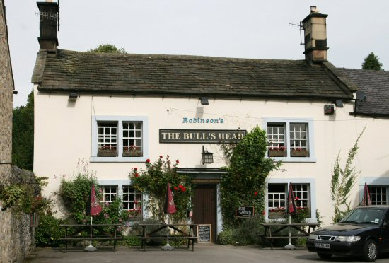 The Bull's Head, Ashford in the Water