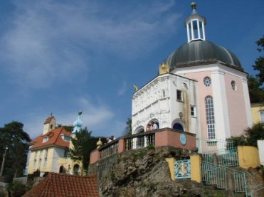 The Chantry and The Pantheon, Portmeirion