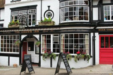 The Crown Inn, Old Oxted