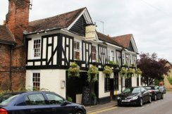 The George Inn, Old Oxted