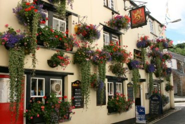 The Golden Lion Hotel, Lanadwell Street, Padstow