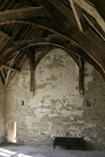 The Hall, Stokesay Castle