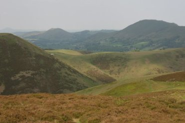 The Long Mynd