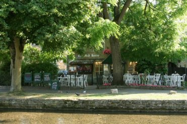 The Mad Hatter Tearoom, Bourton-on-the-Water, Cotswolds