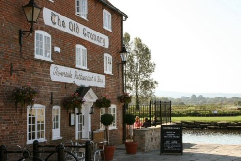 The Old Granary, The Quay, Wareham