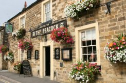 The Peacock Pub, Bakewell