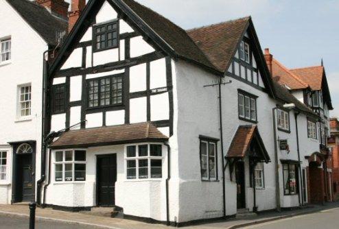 The Square, Church Stretton
