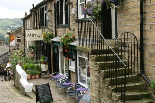 The Stirrup Restaurant, Main Street, Haworth