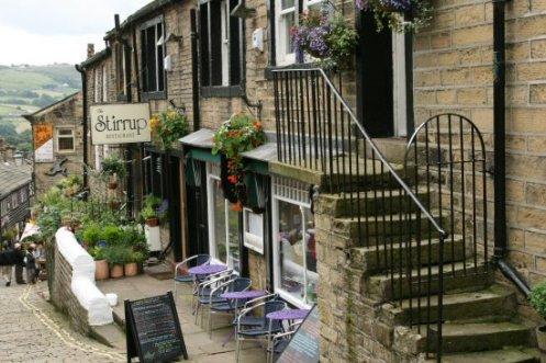 The Stirrup Restaurant, Main Street, Haworth