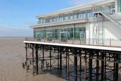 The Tiffany Room, end of Grand Pier, Weston-super-Mare