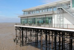 The Tiffany Room, end of Grand Pier, Weston-super-Mare