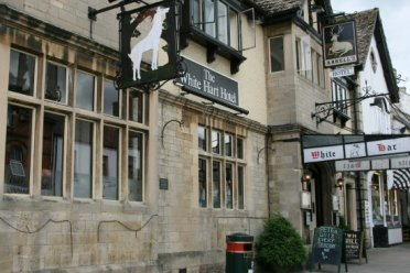 The White Hart Hotel, High Street, Cricklade
