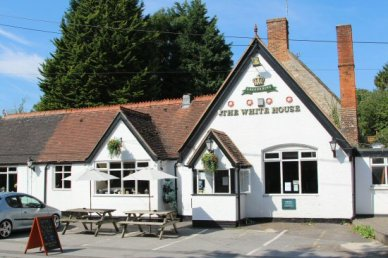 The White House, Grove Road, Bladon