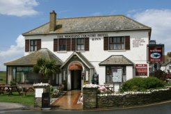 The Wootons Country Hotel and Inn, Tintagel