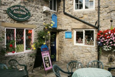 Tiroler Stuberl Austrian Coffee Shop, Bakewell