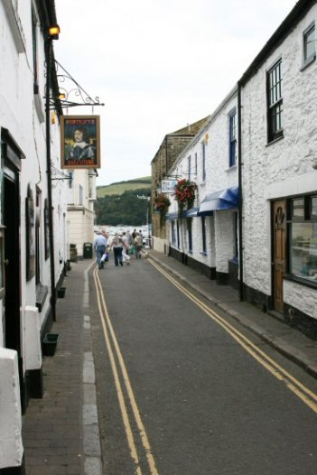Union Street, Salcombe