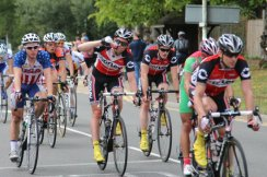U.S.A. London – Surrey Cycle Classic Race, 14th August 2011