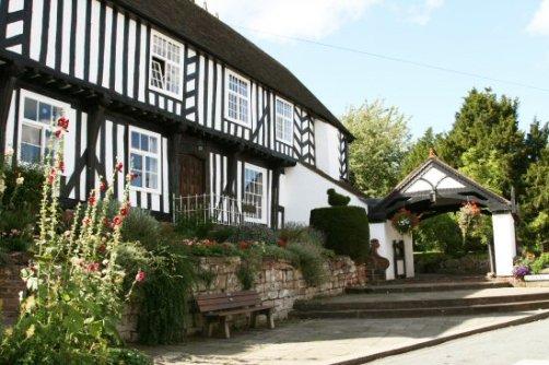 Vicarage, Claverley