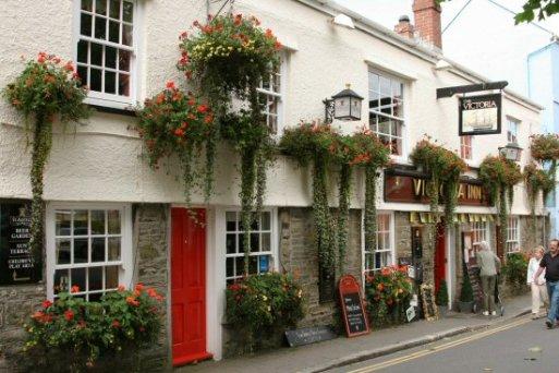 Victoria Inn, Salcombe