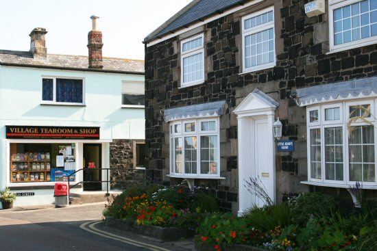 Village Tearoom and Shop, and Little Adam's House, Craster