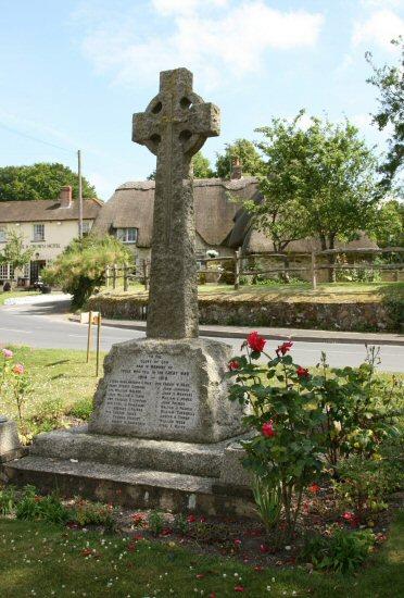 War Memorial, Ashbury