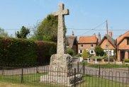 War Memorial, East Garston