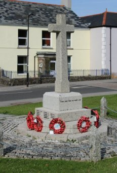 War Memorial, Princetown