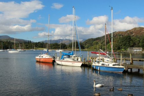 Waterhead, Lake Windermere