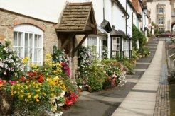 Weavers' Cottages, Lower Broad Street, Ludlow