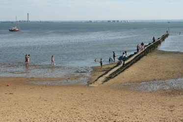 Westcliff Beach, Southend-on-Sea