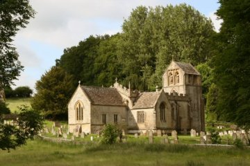 All Saints Church, North Cerney