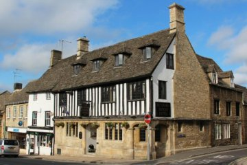 Burford House Hotel, High Street, Burford