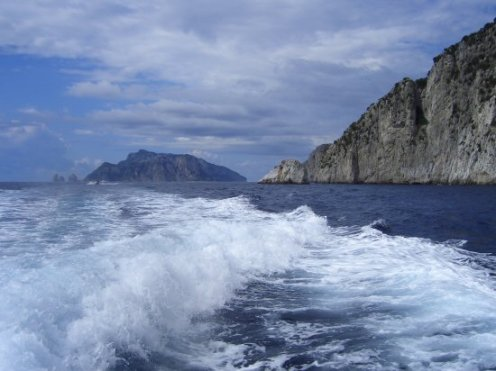 Capri and Amalfi Coast
