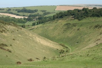 Devil's Dyke, South Downs, near Brighton