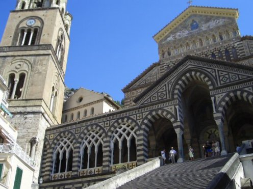 Duomo, Amalfi