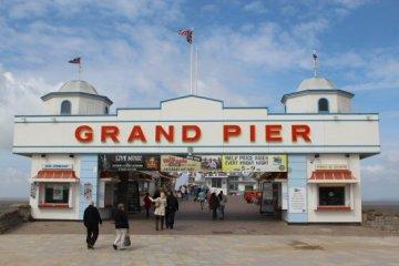 Entrance, Grand Pier, Weston-super-Mare