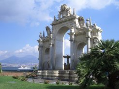 Fountain of The Blessed Virgin, Naples