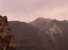 Fumaroles inside the Crater, Mount Vesuvius