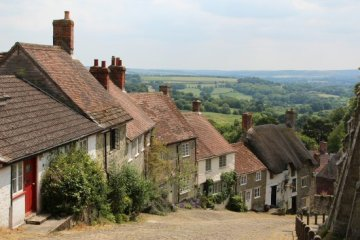 Gold Hill, Shaftesbury