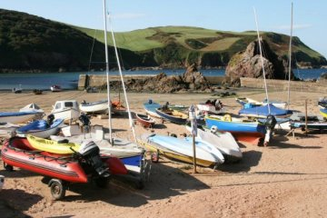 Harbour Beach, Hope Cove