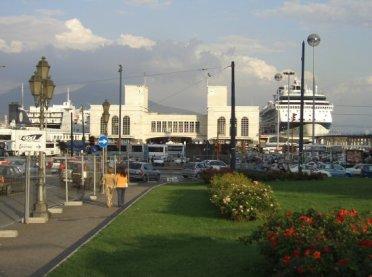 Molo Beverello (Port of Naples)