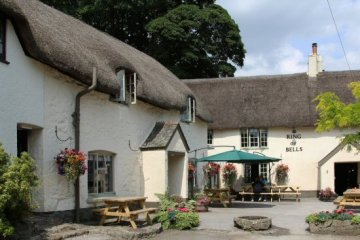 Ring of Bells Inn, North Bovey