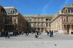 Royal Courtyard, Palace of Versailles