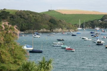 Salcombe Harbour, Salcombe