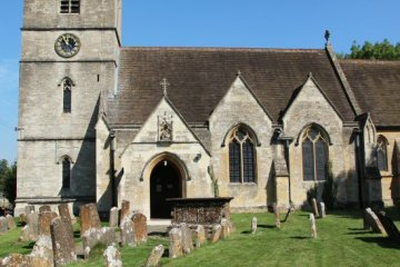 St. Martin's Church, Bladon