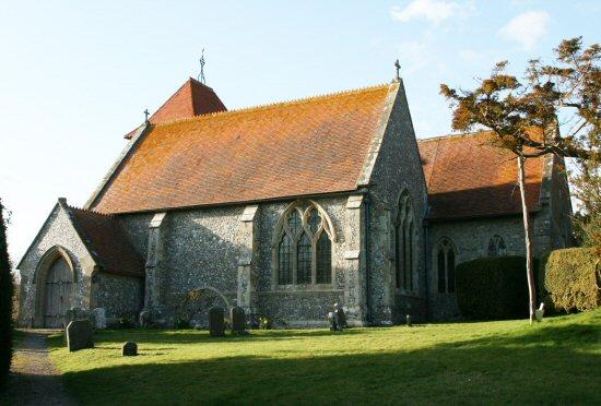 St. Mary's Church, Aldworth